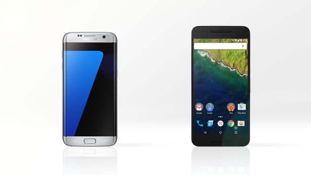 How does the Nexus 6p hold up against the Galaxy S7 Edge ...
