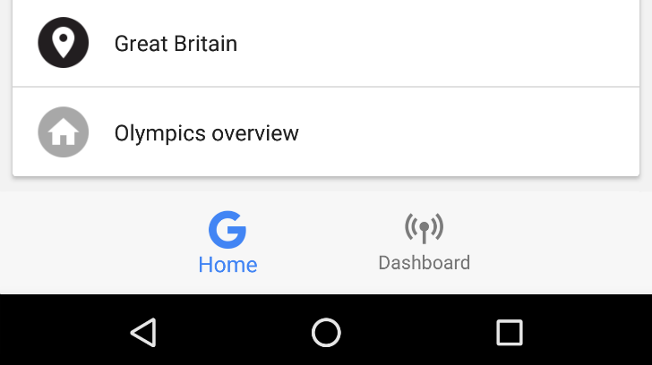 Google Now app gains new 'Dashboard' feature – VERDICT