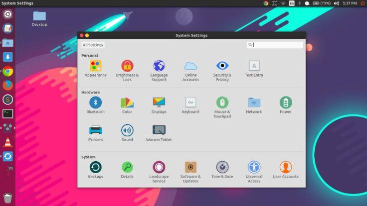 Flatabulous-Ubuntu-Theme