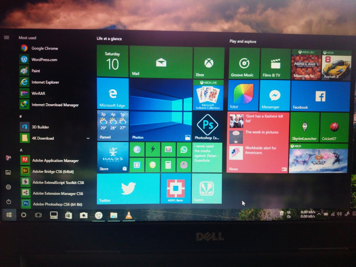 Windows 10 uses your bandwidth to update other PCs on or off your Network. Here's how to stop it.