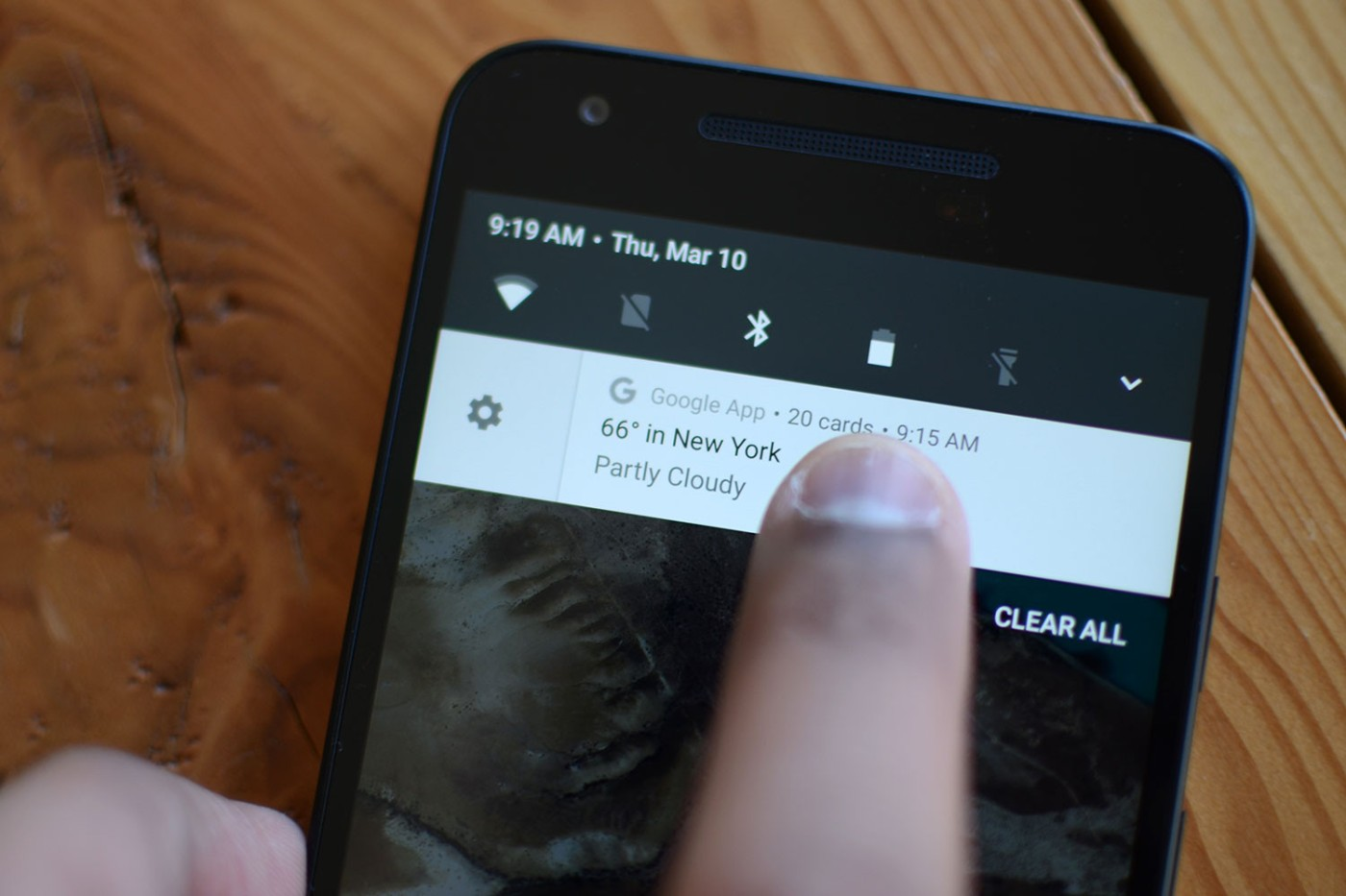 Use OK Google voice command to have your notifications read