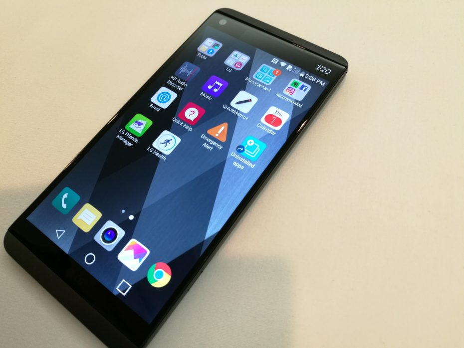 lg v20 is official everything you need to know verdict. Black Bedroom Furniture Sets. Home Design Ideas