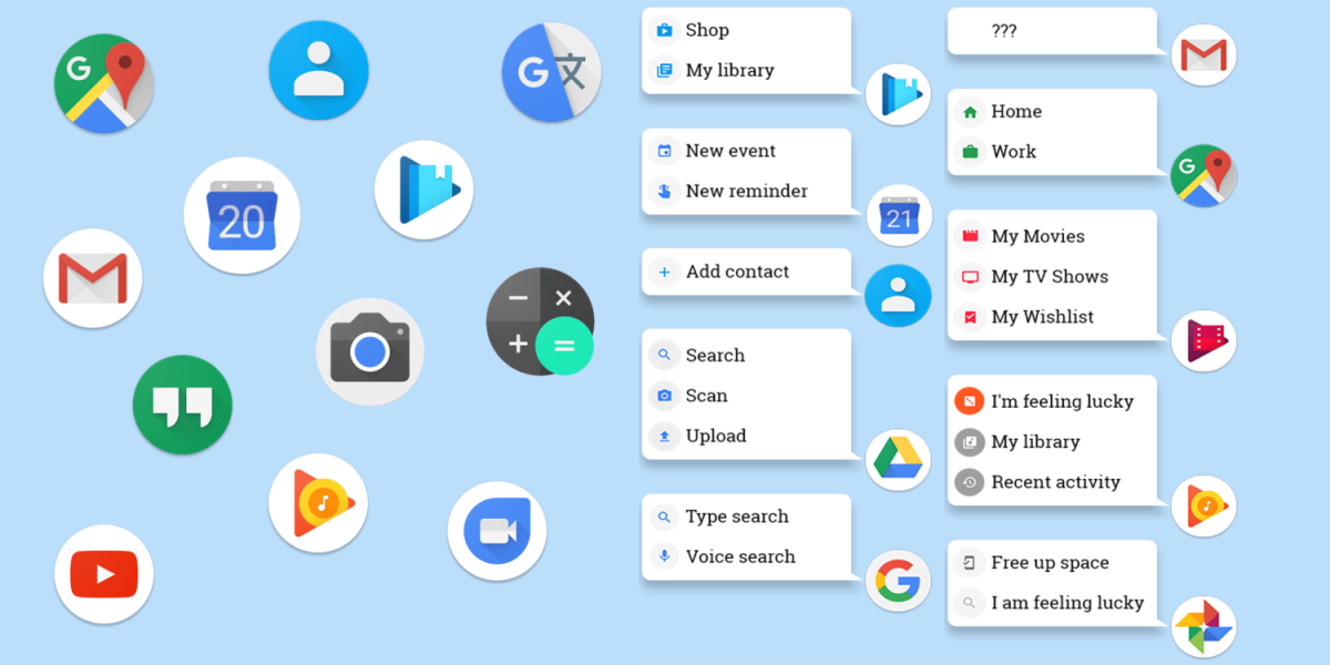 Pixel Launcher to feature the rumoured circular icons and the so called '3D touch'
