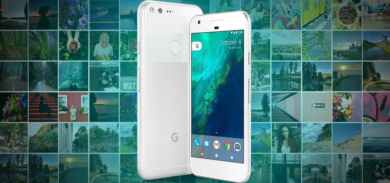 Google Pixel Wallpaper app released on the Playstore