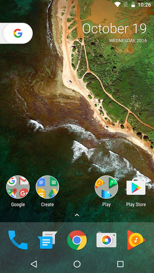 pixel-launcher-look-and-feel