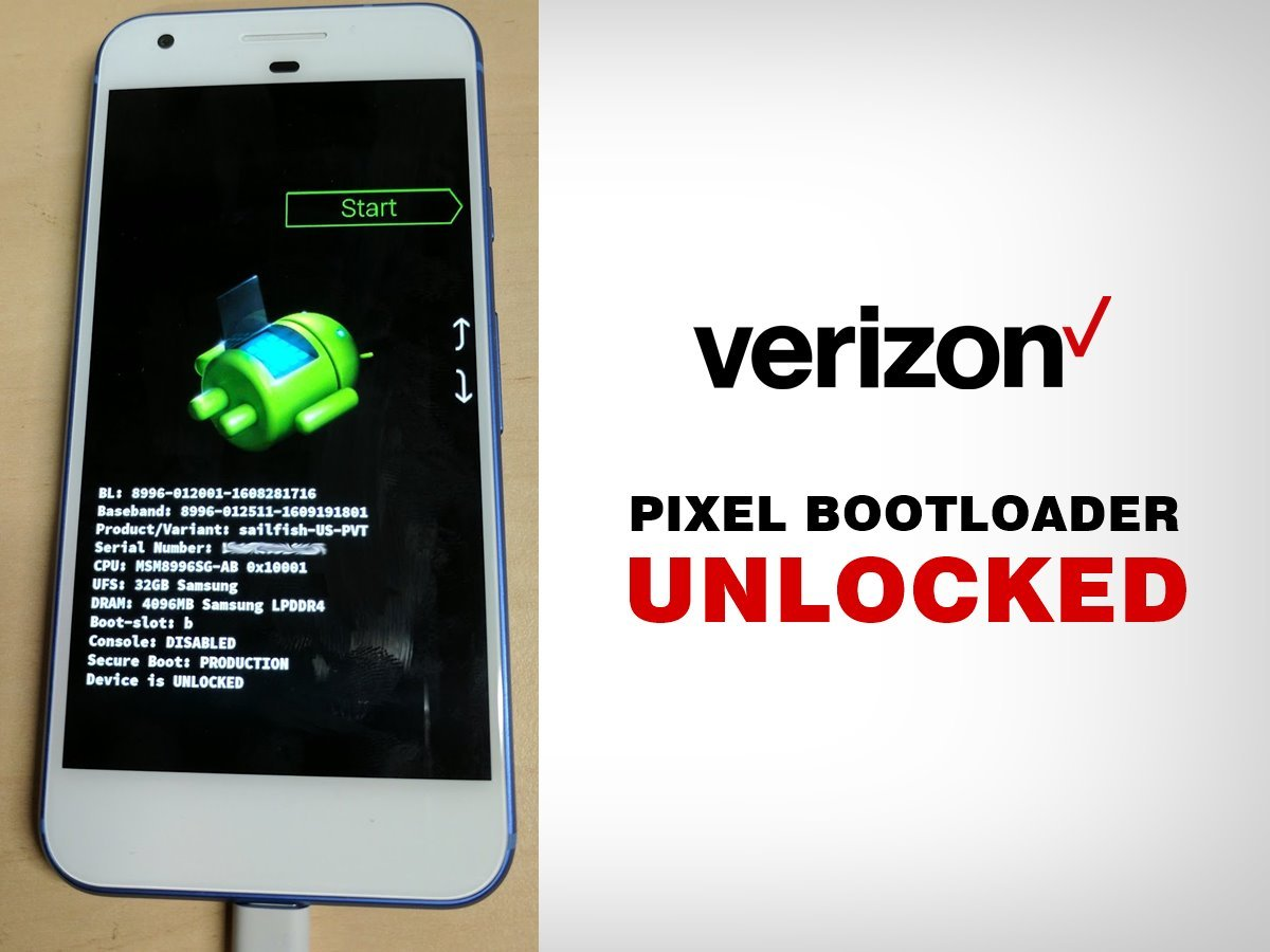 Here's how to enable bootloader unlocking for Verizon and EE