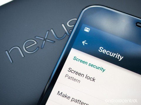 security-android-nexus